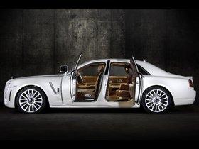Ver foto 4 de Rolls-Royce Ghost White mansory 2010