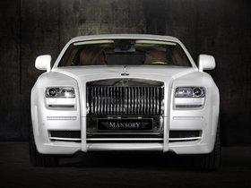 Ver foto 3 de Rolls-Royce Ghost White mansory 2010