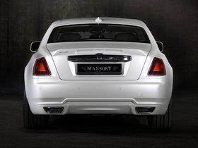 Ver foto 2 de Rolls-Royce Ghost White mansory 2010