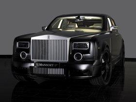 Ver foto 1 de Mansory Rolls Royce Phantom 2007