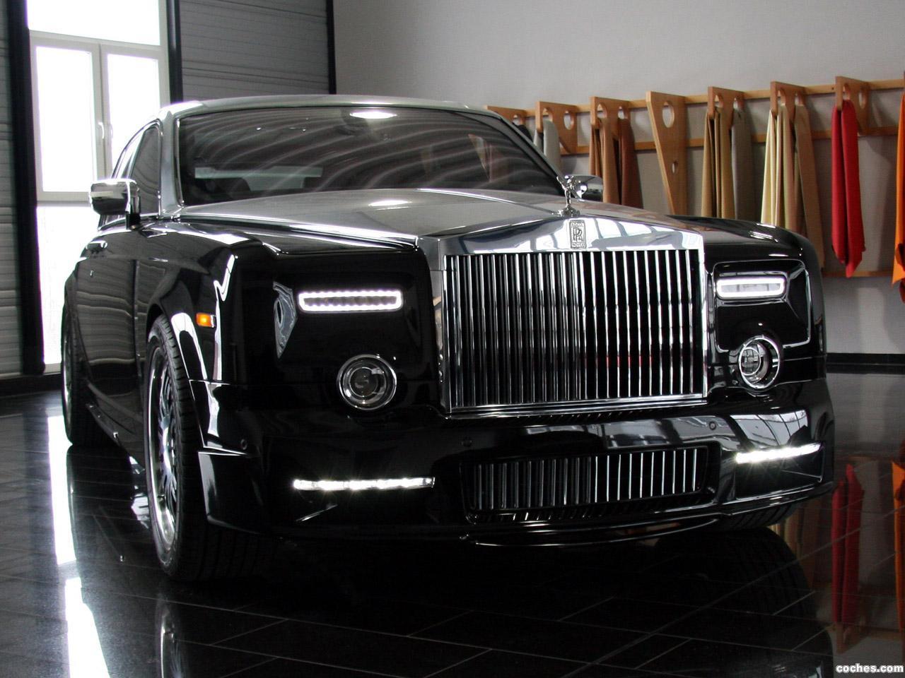 Foto 0 de Mansory Rolls Royce Phantom Conquistador 2008