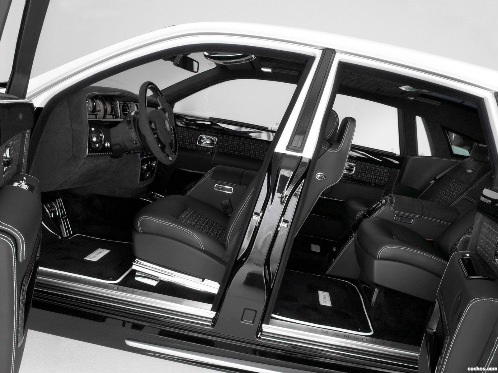 Foto 9 de Mansory Rolls Royce Phantom Conquistador 2008