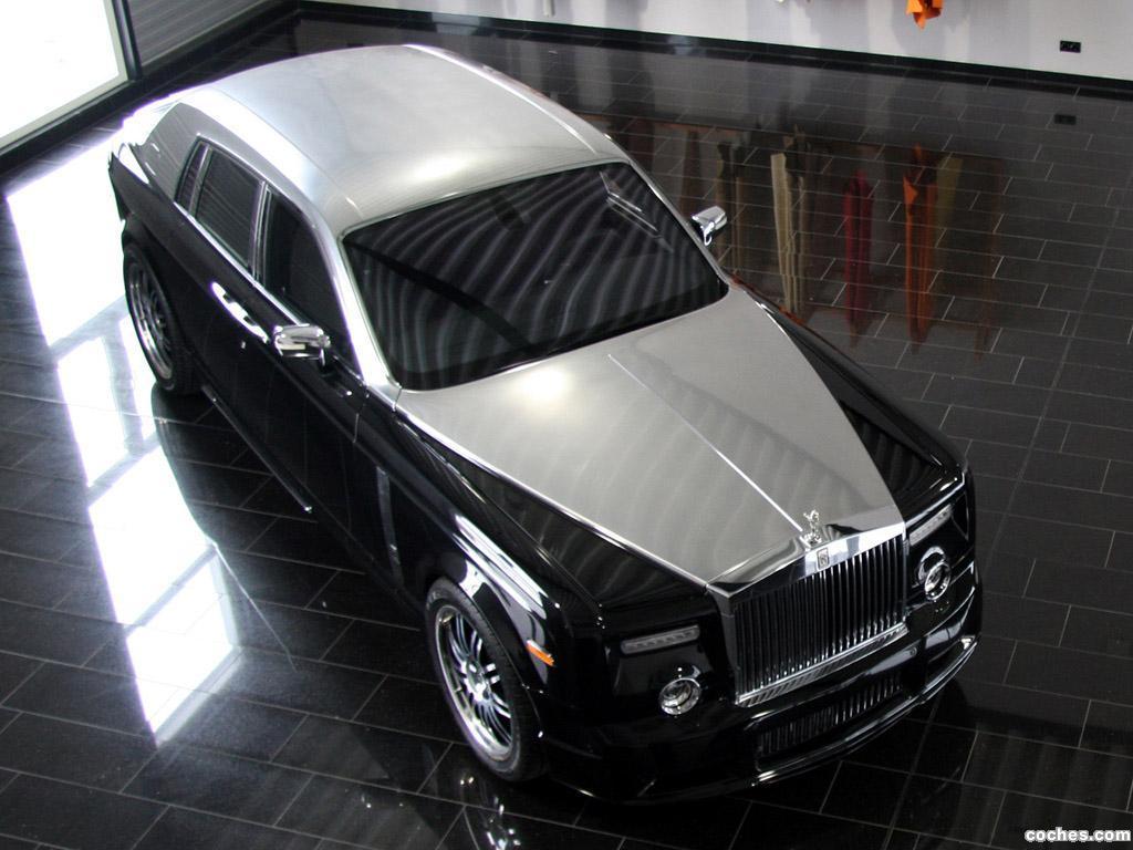 Foto 2 de Mansory Rolls Royce Phantom Conquistador 2008