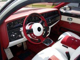 Ver foto 10 de Mansory Rolls Royce Phantom White 2011