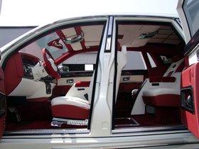 Ver foto 9 de Mansory Rolls Royce Phantom White 2011