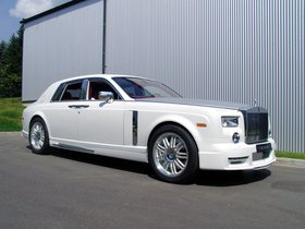 Ver foto 6 de Mansory Rolls Royce Phantom White 2011