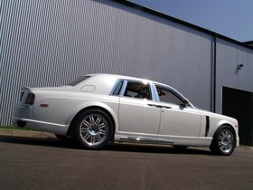 Ver foto 5 de Mansory Rolls Royce Phantom White 2011