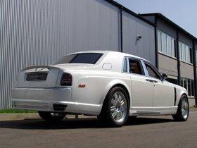 Ver foto 3 de Mansory Rolls Royce Phantom White 2011