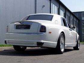 Ver foto 2 de Mansory Rolls Royce Phantom White 2011