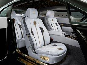 Ver foto 3 de Mansory Rolls-Royce Wraith Palm Edition 999 2016