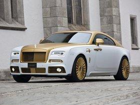 Ver foto 4 de Mansory Rolls-Royce Wraith Palm Edition 999 2016