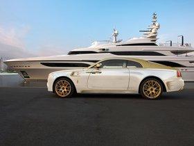 Ver foto 2 de Mansory Rolls-Royce Wraith Palm Edition 999 2016