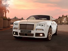 Ver foto 1 de Mansory Rolls-Royce Wraith Palm Edition 999 2016