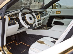 Ver foto 9 de Mansory Rolls-Royce Wraith Palm Edition 999 2016