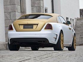 Ver foto 7 de Mansory Rolls-Royce Wraith Palm Edition 999 2016