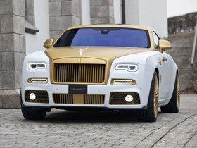 Ver foto 6 de Mansory Rolls-Royce Wraith Palm Edition 999 2016