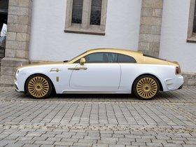 Ver foto 5 de Mansory Rolls-Royce Wraith Palm Edition 999 2016