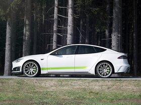 Ver foto 3 de Mansory Tesla Model S 2016