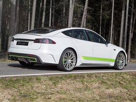 Ver foto 2 de Mansory Tesla Model S 2016