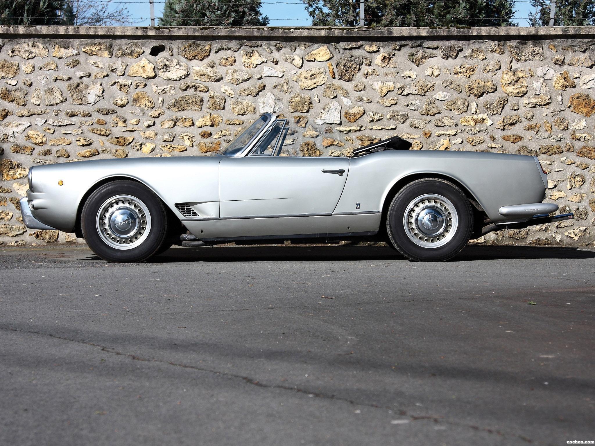 Foto 5 de Maserati 3500 Spyder by Vignale 1960-1963