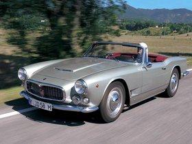 Ver foto 2 de Maserati 3500 Spyder by Vignale 1960-1963