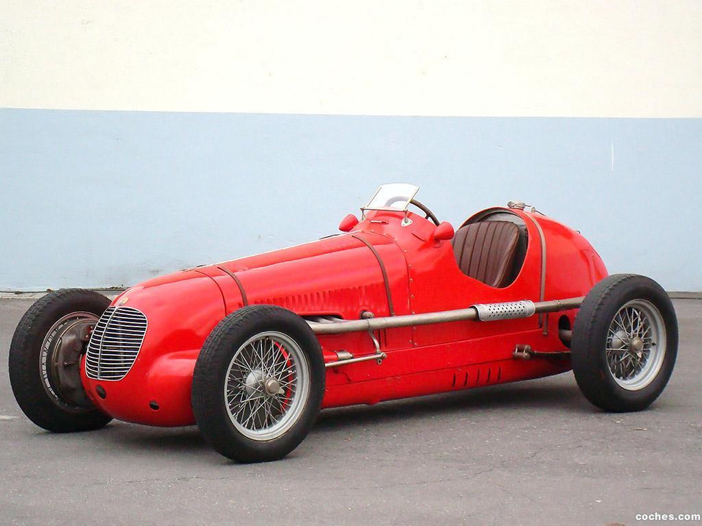 Foto 2 de Maserati 4CM 1100 Monoposto 1932