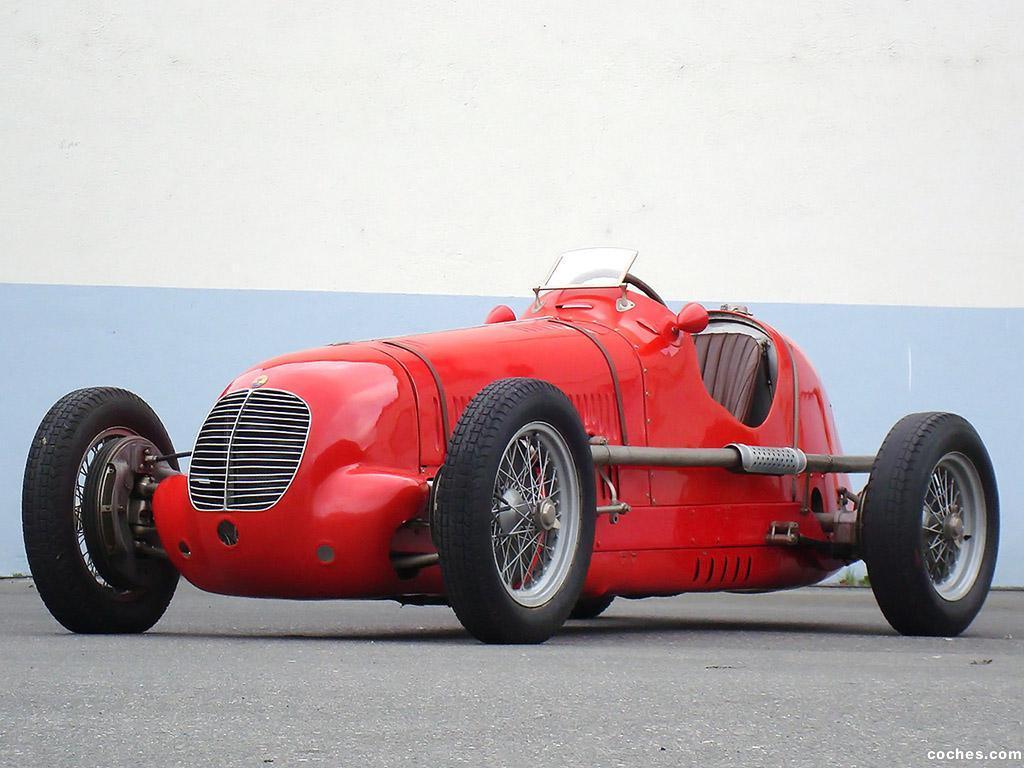 Foto 0 de Maserati 4CM 1100 Monoposto 1932