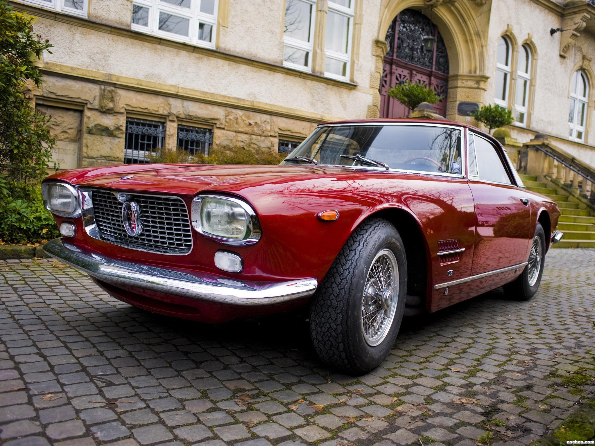 Foto 0 de Maserati 5000 GT Coupe 1961