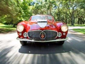 Ver foto 2 de Maserati A6G2000 Gran Sport Spyder by Frua  1956