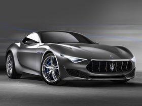 Ver foto 10 de Maserati Alfieri Concept 2014