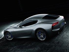 Ver foto 7 de Maserati Alfieri Concept 2014