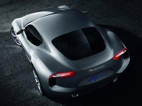 Ver foto 6 de Maserati Alfieri Concept 2014
