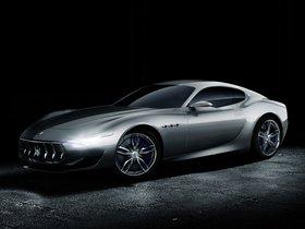 Ver foto 4 de Maserati Alfieri Concept 2014