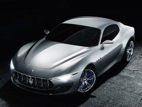 Ver foto 2 de Maserati Alfieri Concept 2014