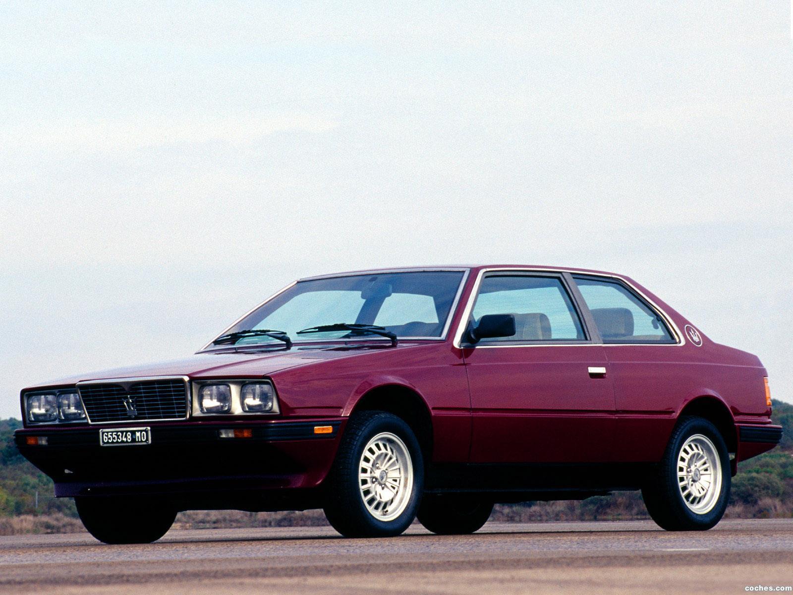 Foto 0 de Maserati Biturbo 1981
