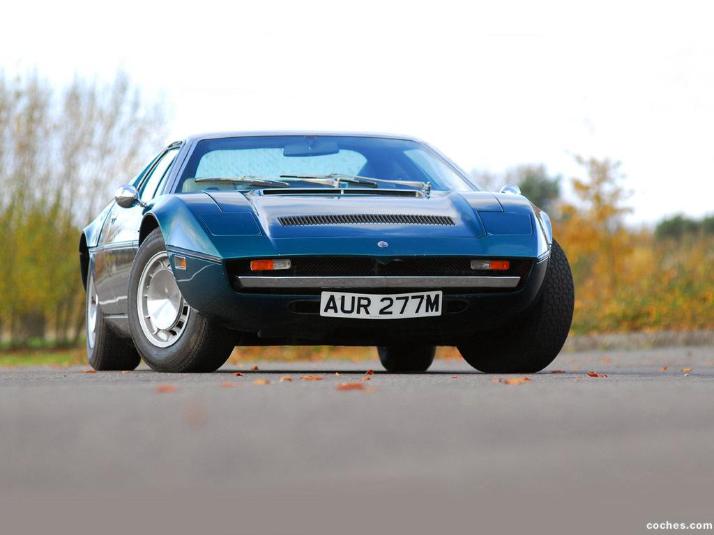 Foto 0 de Maserati Bora 1971