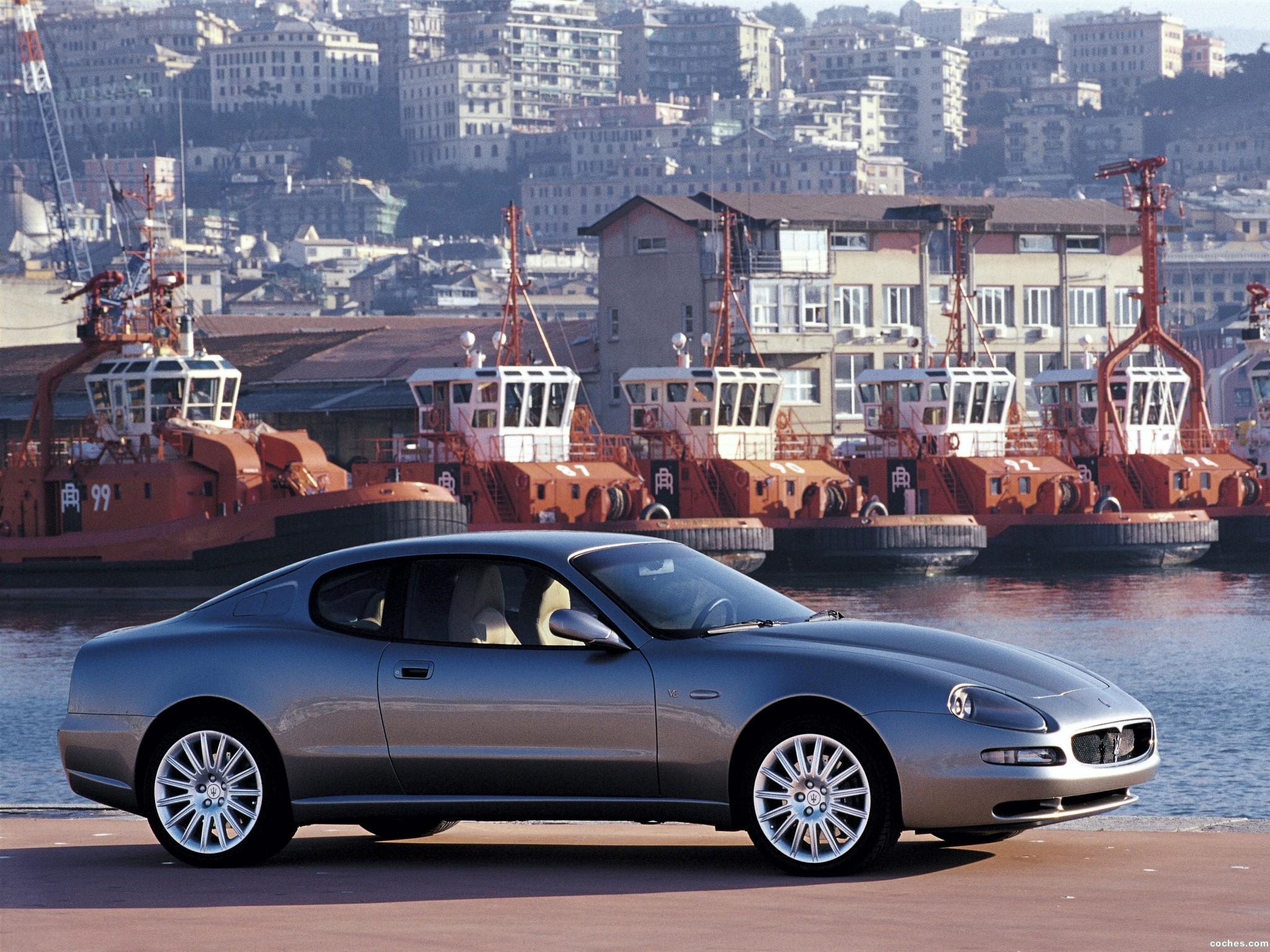 Foto 0 de Maserati Coupe 2001
