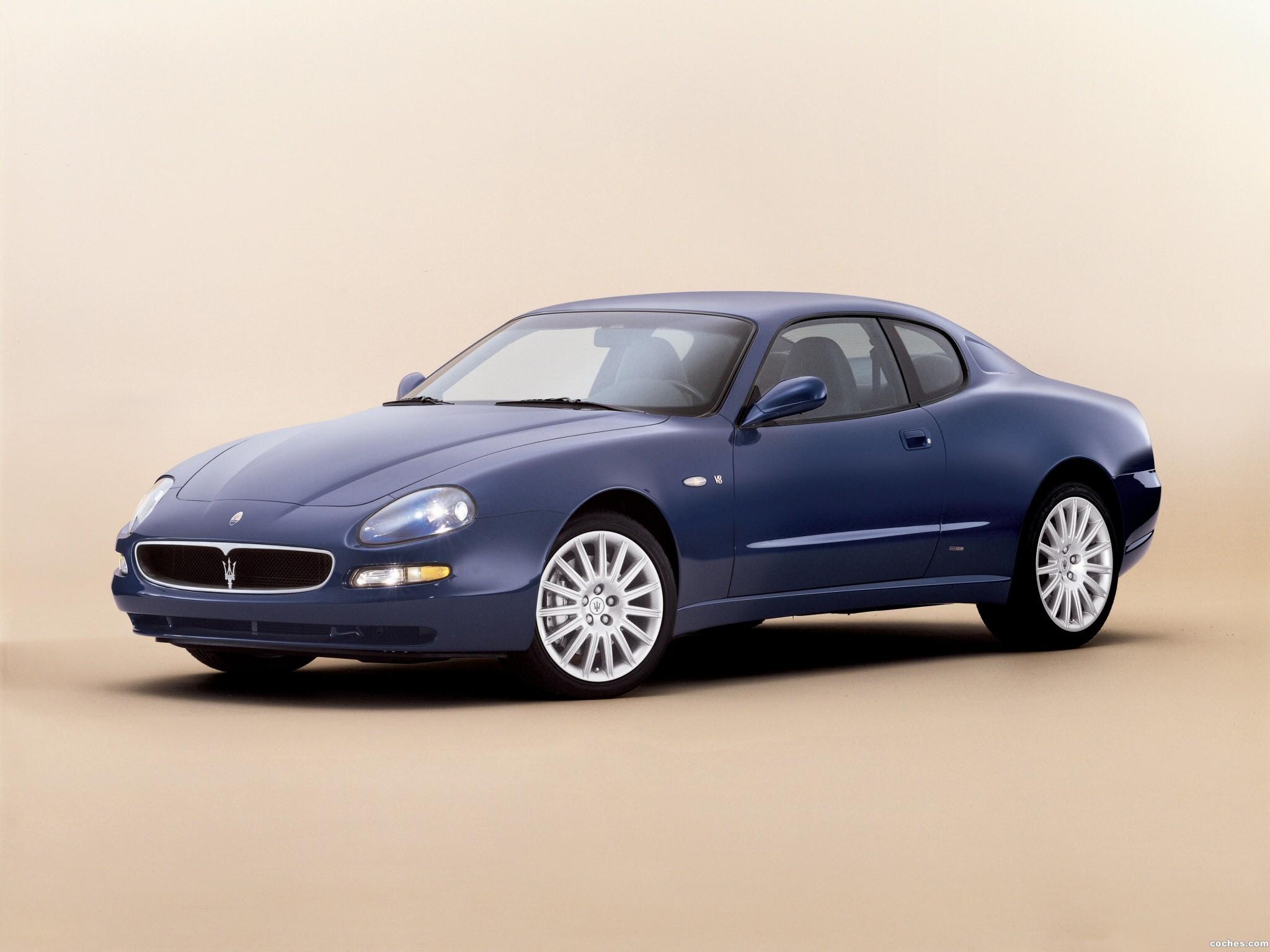 Fotos de Maserati Coupe 2001