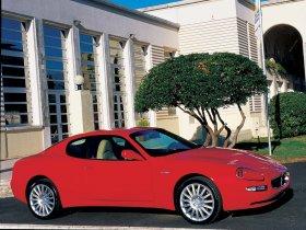 Ver foto 10 de Maserati Coupe 2001