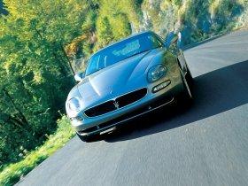 Ver foto 6 de Maserati Coupe 2001