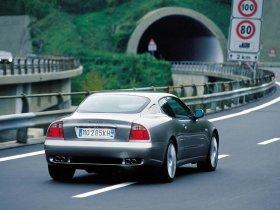 Ver foto 5 de Maserati Coupe 2001