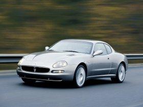 Ver foto 2 de Maserati Coupe 2001