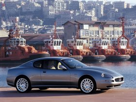 Fotos de Maserati Coupe
