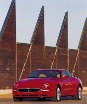 Ver foto 9 de Maserati Coupe 2001