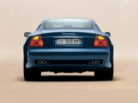Ver foto 3 de Maserati Coupe 2001