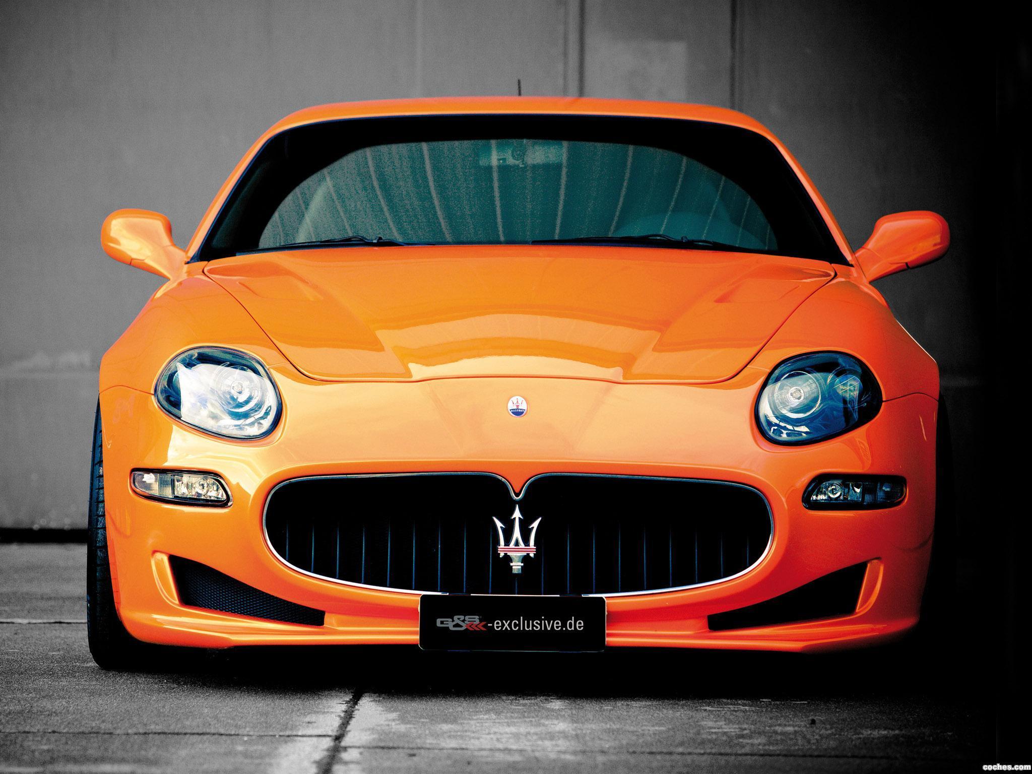 Foto 0 de Maserati G&S Exclusive 4200 Evo Dynamic Trident 2012