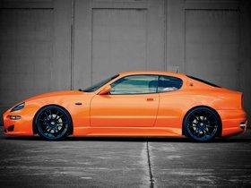 Ver foto 3 de Maserati G&S Exclusive 4200 Evo Dynamic Trident 2012
