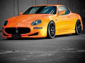 Ver foto 2 de Maserati G&S Exclusive 4200 Evo Dynamic Trident 2012