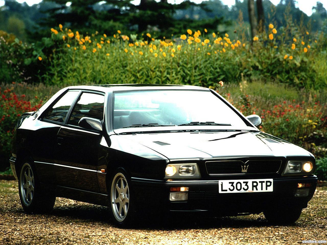 Foto 0 de Maserati Ghibli 1992