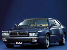 Ver foto 7 de Maserati Ghibli 1992